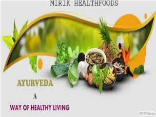 Mirik health food