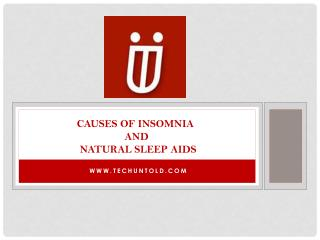 Causes of Insomnia�and Natural Sleep Aids