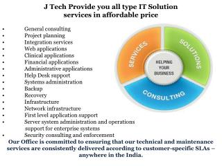 IT Services Provider in noida