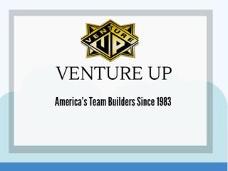 VENTURE UP - Team Building Chicago