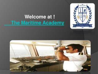 The Maritime Academy-TMA