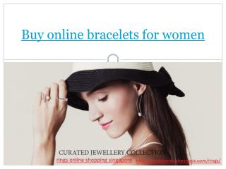 fashion jewelry online shopping