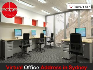 Virtual Office Address in Sydney