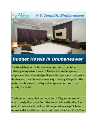 Budget Hotels in Bhubaneswar