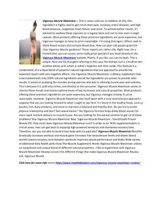 http://www.healthdietalert.com/vigorous-muscle-maximizer-review/
