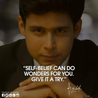 Best Positive Quotes by Motivational Speaker Harsh Malik