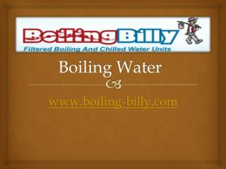 Boiling Water - www.boiling-billy.com