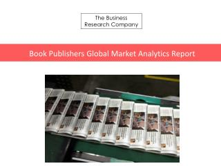 Book Publishers GMA Report 2016