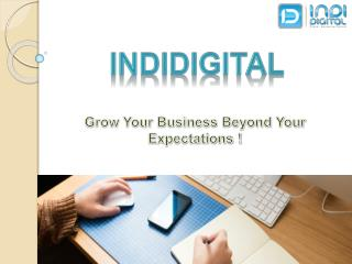 Indi Digital – Reputation Management Company India