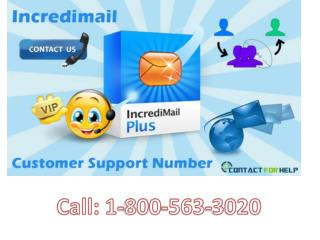Incredimail tech support phone number, Incredimail support number