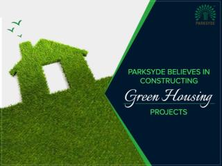 Green Housing Projects in Nashik