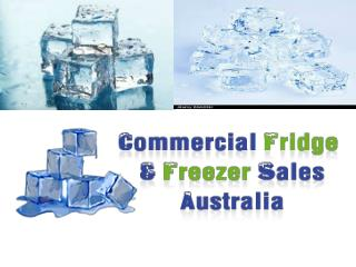 Commercial Freezers for Sales in Australia