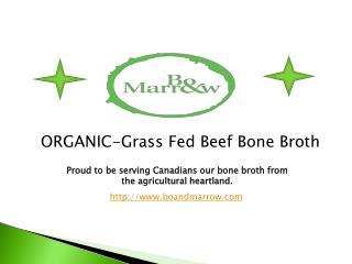 grass fed beef marrow bones in St. Albert