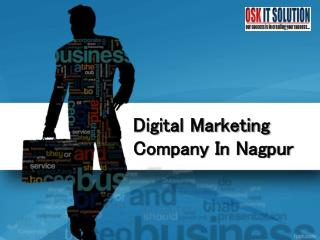 Digital Marketing Company In Nagpur