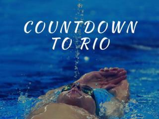 Countdown to Rio