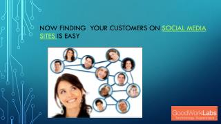 World Class Social Media Application To Find Customers On All Social Media Sites