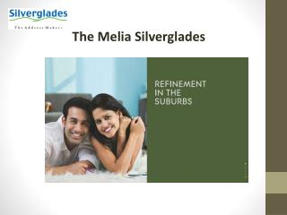 The Melia Silverglades Residential Project
