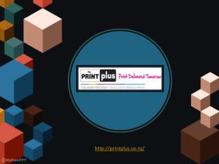 Business Card Printing - Printplus Auckland