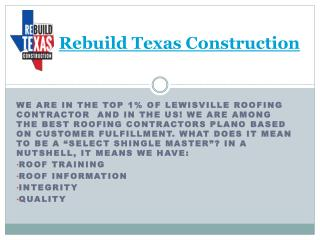 lewisville roofers