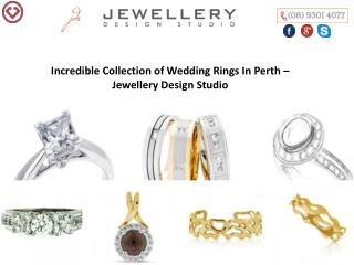 Incredible Collection of Wedding Rings In Perth � Jewellery Design Studio