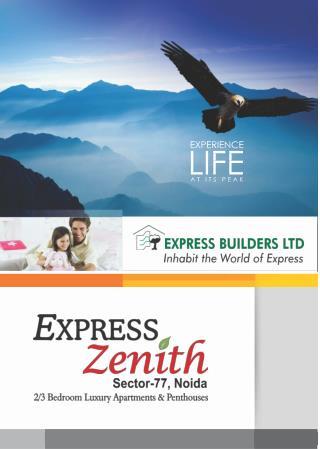 Express Zenith Sector 77 - Noida
