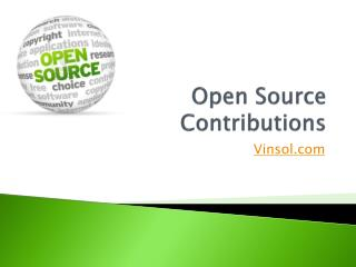 SpreeCommerce Open Source Contributions