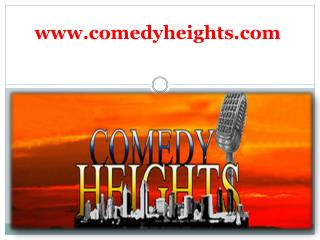 Comedy Shows San Diego
