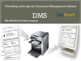 Document management system software