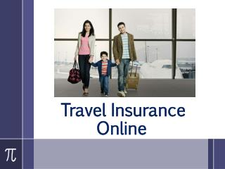 Five online travel insurance not you should know