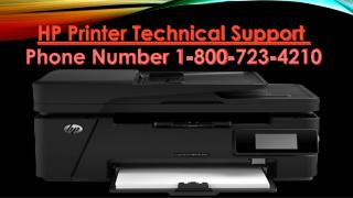 USA-CANADA-US   1-800-723-4210 HP Printer Technical Support Phone Number
