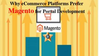 Why eCommerce Platforms Prefer Magento for Portal Development