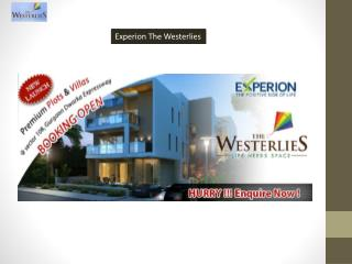 Experion Group Residential Project