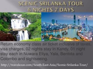 SRI LANKA TOUR