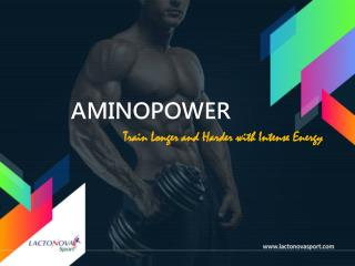 Aminopower and its advantages