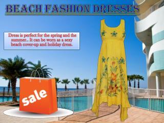 Beach Fashion Dresses
