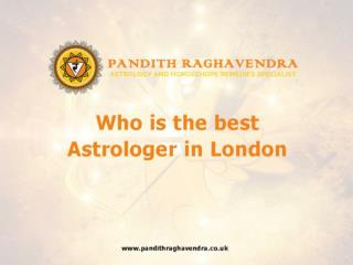 Who is the best astrologer in London