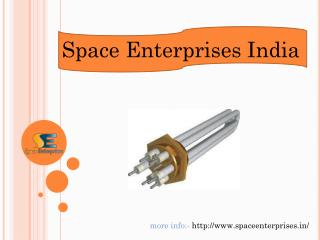 Space Enterprises - Corrugation Machine Heater Rod & Heater u type in India