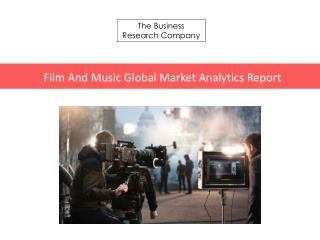 Film And Music GMA Report 2016-Table of Contents