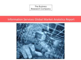 Information Services GMA Report 2016