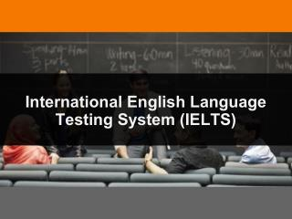 Ielts Preparation Courses in Thailand