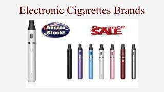 Buy E Cigarettes Online
