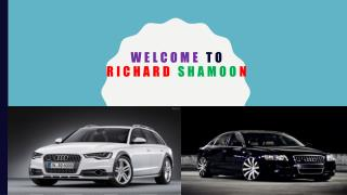 Richard Shamoon Best Used-Car Salespersons