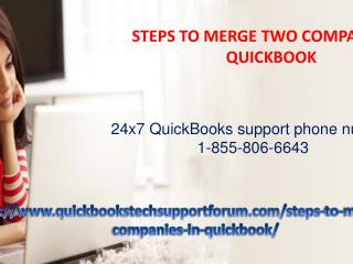 24x7 QuickBooks Support Phone Number 1-855-806-6643 USA&Canada