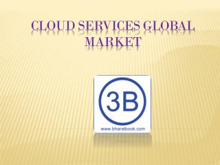 Cloud Services Global Market