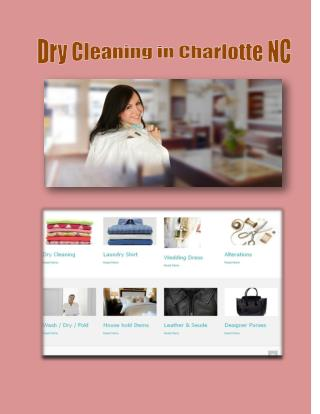Best Dry Cleaning & Laundry in Charlotte
