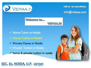 Prefect Home tuition & tutors in Noida
