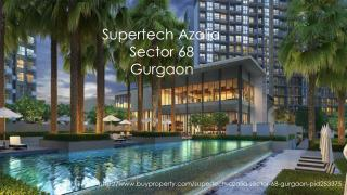Supertech Azalia in Sector 68, Gurgaon - BuyProperty
