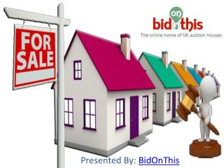 Cheapest Online Auctions in The UK