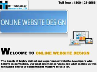 Online Website Design