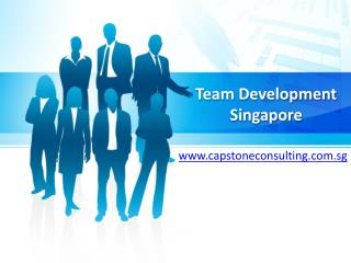 Best Team development in Singapore
